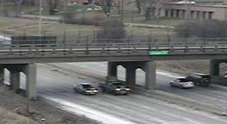 35E South at Saint Paul