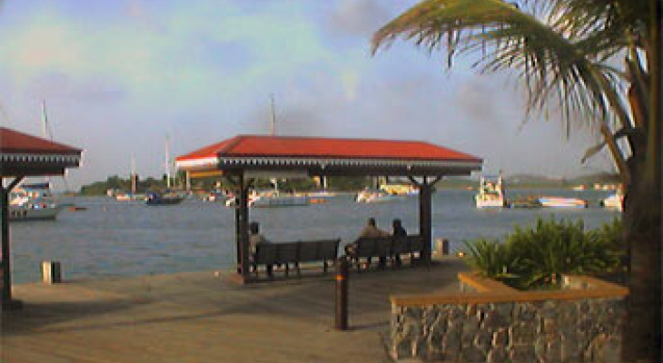 Christiansted Harbor Cam