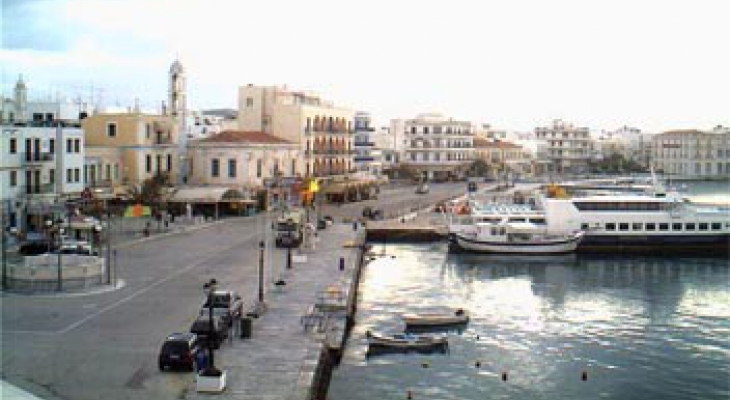 Port of Tinos